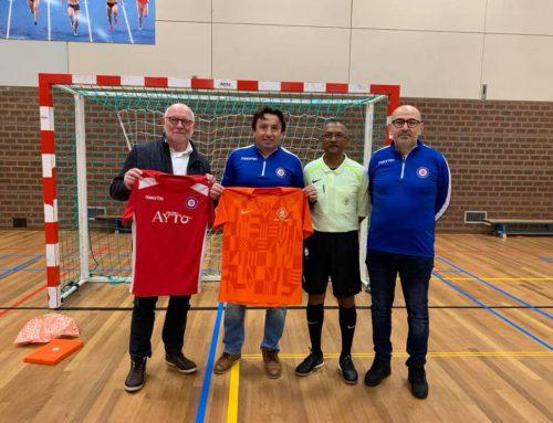 Shirtruil KNVB – ATIK | 130 jaar KNVB